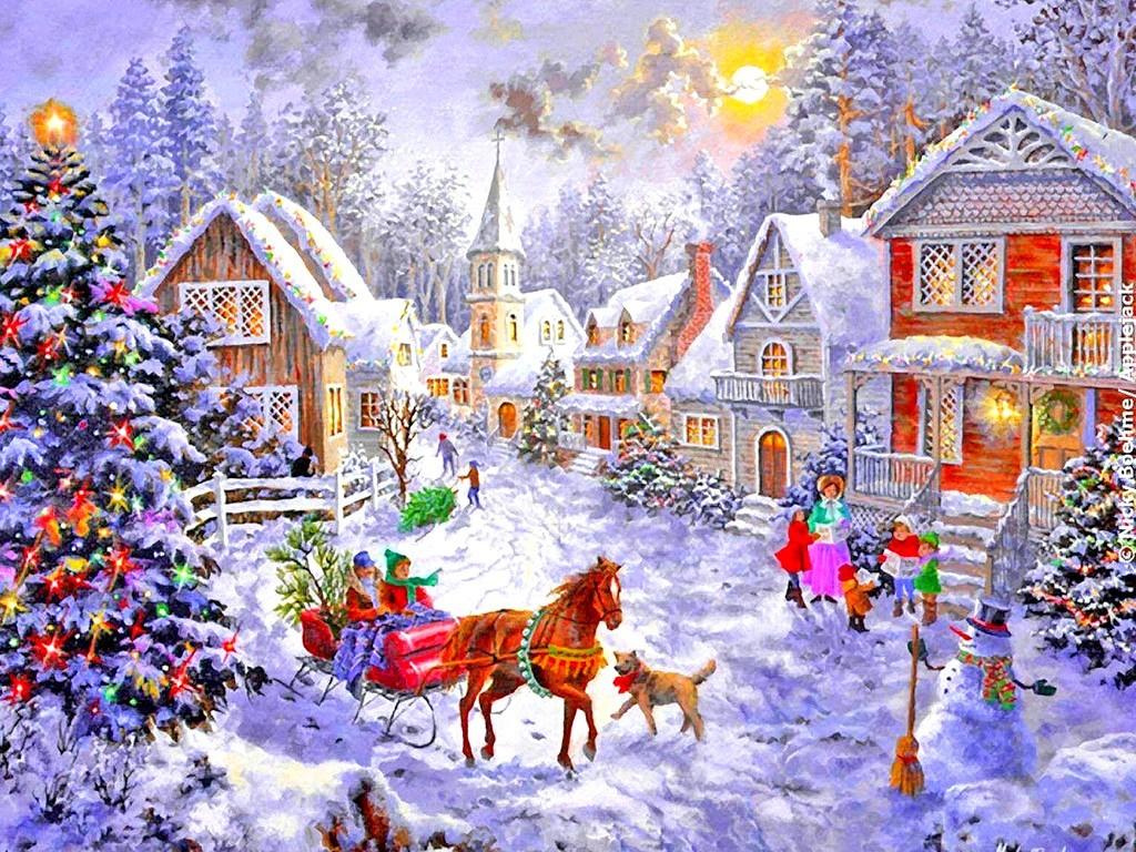 Vacances scolaires de Noel